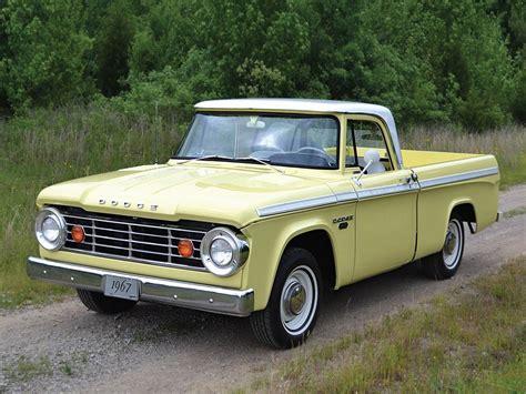 dodge retro truck 2014 vintage trucks calendar hemmings motor news