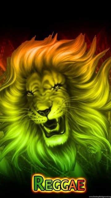 rasta lion wallpapers desktop background