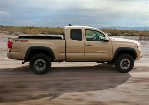 2016 Toyota Tacoma Trd Pro 2016 Toyota Tacoma Trd Pro Price Release Date Specs Hp
