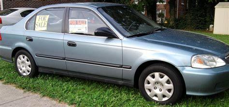 Sparepart Honda Civic Lx 2000 honda civic lx sedan price