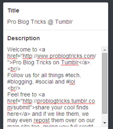 tumblr themes where you can see the tags 12 basic tumblr seo tips that ll increase organic traffic