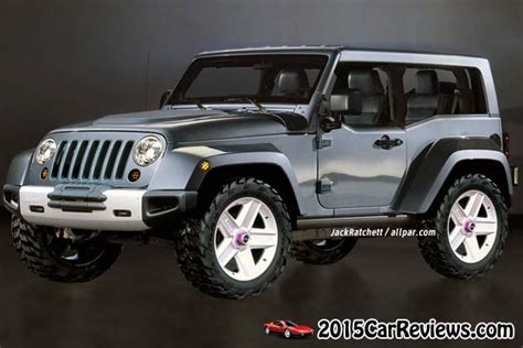 2018 jeep wrangler redesign 2018 jeep wrangler rendering http 2015carreviews com