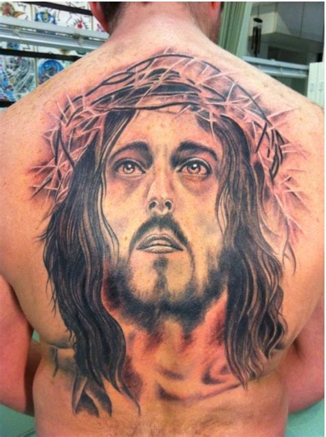 unhappy jesus tattoo pictures to pin on pinterest tattooskid