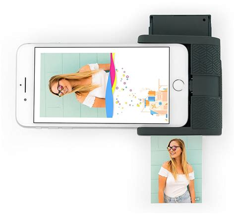 iphone printer prynt pocket instant photo printer for iphone moar stuff you don t need it but you