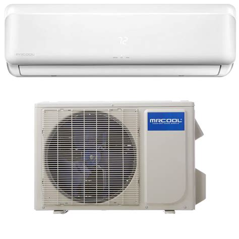 mrcool advantage 22 000 btu 2 ton ductless mini split air