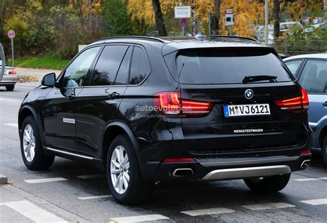 first bmw spyshots bmw x5 edrive hybrid spotted for first time