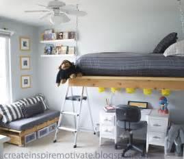 createinspiremotivate c s room part 1 hanging bed