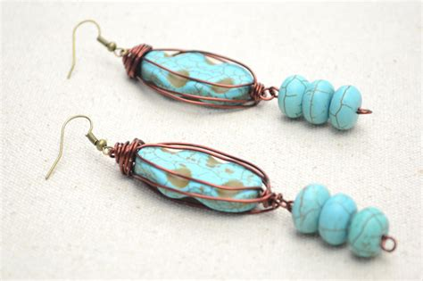 Handmade Wire Earrings Designs - image gallery handmade wire earrings