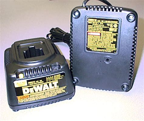 dewalt charger repair cpsc dewalt 174 industrial tool co announce recall of
