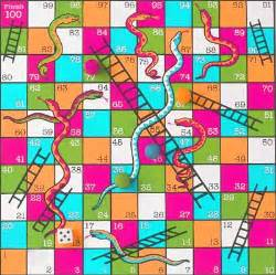 the forgotten past snakes and ladders