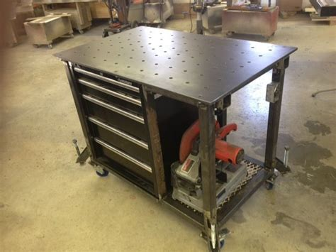 The 25 Best Welding Table Ideas On Pinterest Welding Welding Table Plans