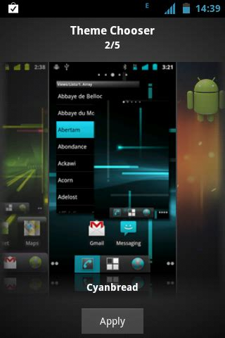 cynogenmod themes apk xda cm 7 2 themes download loadcrackwizard
