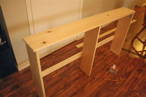 couch table diy best 25 table behind couch ideas on pinterest behind