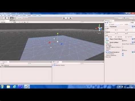 unity tutorial part 1 unity 3d tutorial for beginners make a game part 1 of 2