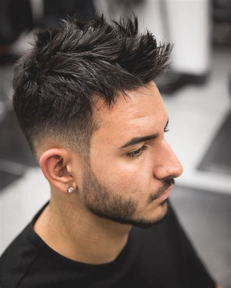 coolest spiky hairstyles for 2017 new haircuts to 27 cool hairstyles for 2017