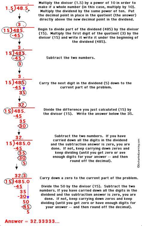 Dividing Decimals Worksheets by Explore Eagles 6th Grade Math Dividing Decimals