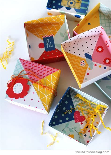 Origami Gifts For - 497 best paper boxes and bags images on cards