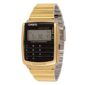 Jam Casio Ca 506 1 Original Murah jual jam tangan casio data bank ca 506g jam casio