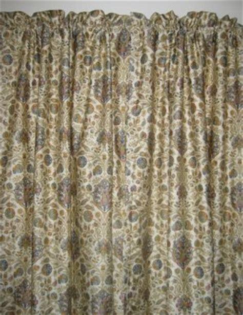 ralph lauren curtains custom made ralph lauren marrakesh rug drapes new