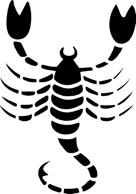 Scorpio Horoscope PNG Picture   PNG Arts