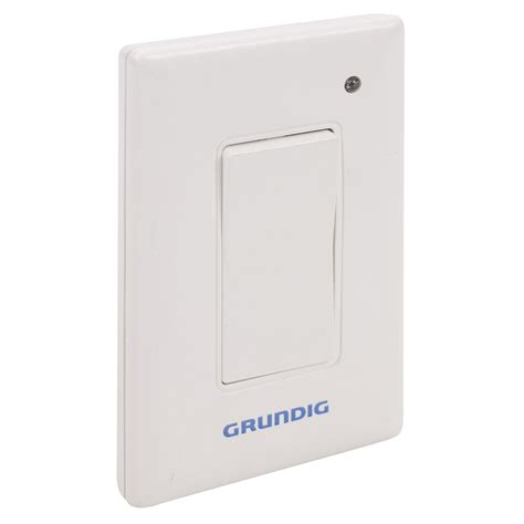 Grundig Remote Control Wireless Wall Ceiling Under Cabinet Cabinet Light Switch