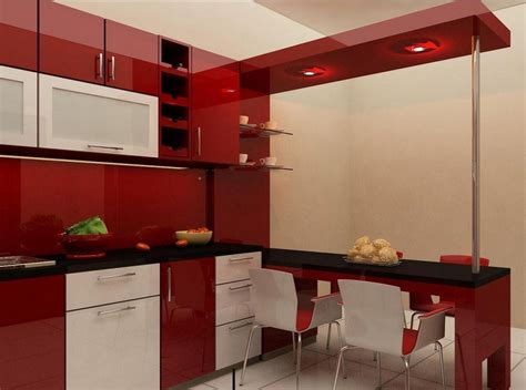 design kitchen set model desain kitchen set minimalis modern contoh design