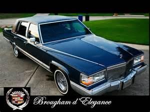 1992 Cadillac Brougham D Elegance Image