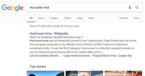 Top Searches by Iphones And Hurricanes Are Among S Top Search Terms