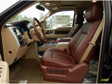2014 King Ranch Interior by King Ranch Chaparral Pale Adobe Interior 2014 Ford F150