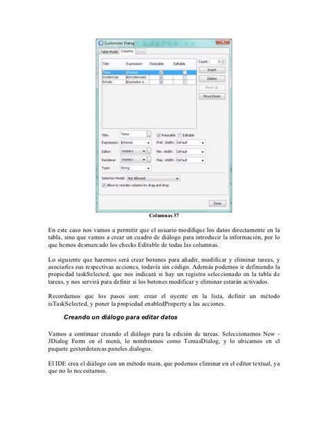 z pattern in java tutorial java aplicaciones de escritorio con net beans 6 9 1