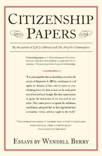 Citizen Essays by 180 Best Wendell Berry Images On Berry Poet And Writers