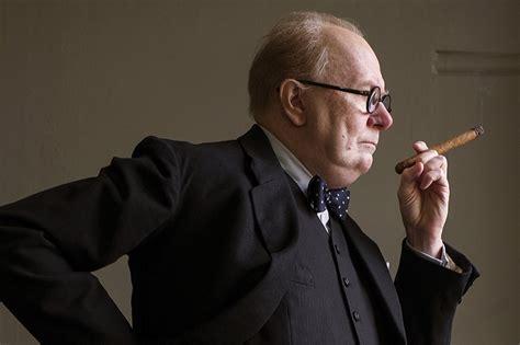 movie tv darkest hour by gary oldman interview gary oldman talks transformation into winston churchill for darkest hour