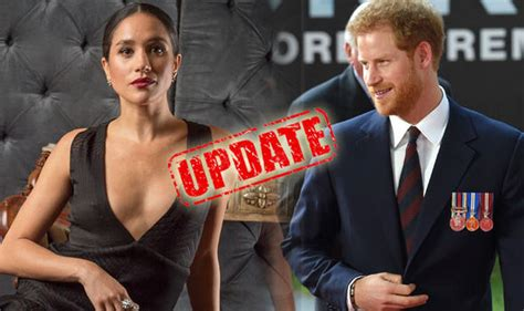 harry and meghan markle meghan markle and prince harry news relationship updates as royal heats up