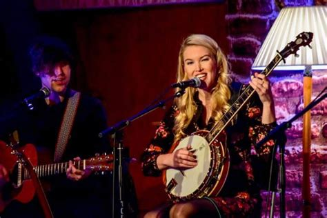 country music uk gig guide gig review ashley cbell and owen denvir belfast