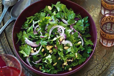 Detox Salad Recipe Currants Parsley by Parsley Pine Nut Currant Salad Recipe Taste Au
