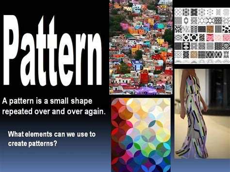 pattern principle of art principles of art pattern art 1 pinterest art