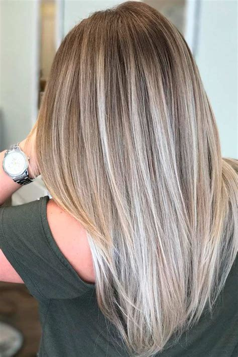 beautiful brunette hair with platinum highlights pictures hot trebd 2015 25 b 228 sta cool blonde highlights id 233 erna p 229 pinterest