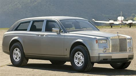 rolls royce concept 2017 2017 rolls royce suv will be the most luxurious 4x4