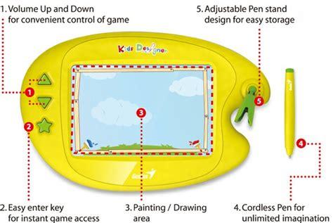 Genius Kid Designer genius designer ii tableta gr 225 fica para ni 241 os pequelia