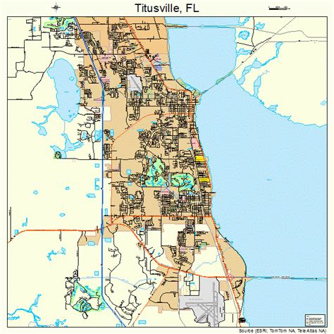 where is mims florida on map titusville florida map 1271900