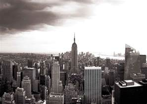 new york skyline wall mural city new york skyline empire state wall mural for your