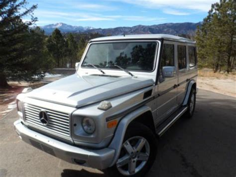 how to fix cars 2007 mercedes benz g class transmission control sell used mercedes benz g 500 2007 in colorado springs colorado united states for us 55 000 00
