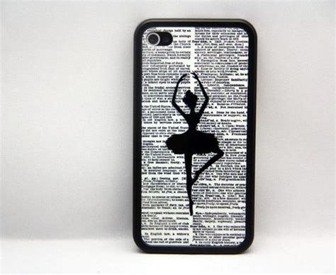 Wood Rubber Iphone Casing Hp ballet iphone 5 5s 5c 4 4s rubber ipod