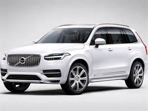 Volvo Crossover Most Fuel Efficient Crossovers Of 2016 2016 Volvo Xc90