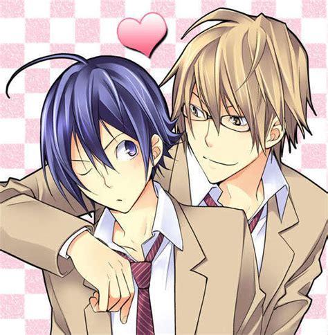 anime bl bakuman yaoi images boys love wallpaper and background