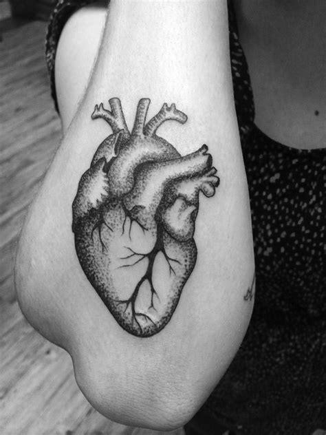 anatomical heart tattoo anatomical tattoos anatomical