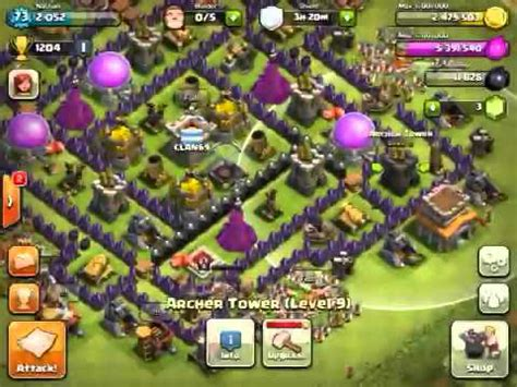 Clash Of Clans Account Giveaway - clash of clans free th10 account doovi
