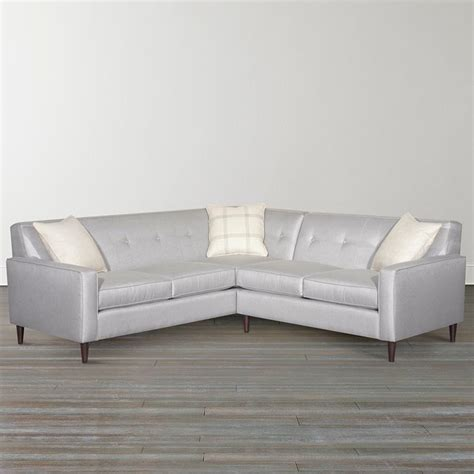 Bassett Furniture Sectional Sofas Skylar L Shaped Sectional By Bassett Furniture Sectional Sofas Raleigh By Bassett Furniture