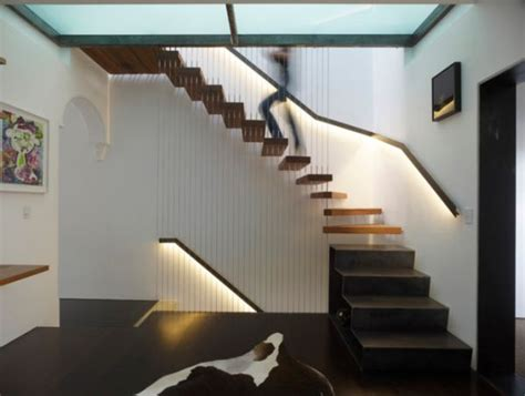 modern banister rails modern handrail designs that make the staircase stand out
