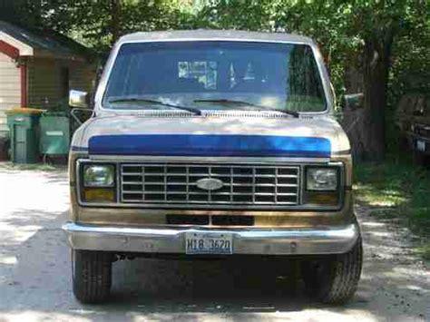 find used 1984 ford econoline 350 super wagon in wilmington illinois united states find used 1984 ford econoline 350 super wagon in wilmington illinois united states